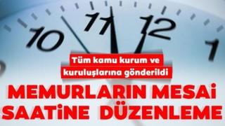 Kamu mesai saatleri değişti mi? Kabine toplantısı sorası mesai çalışma saatleri: Saat kaçta başlıyor, kaçta bitiyor?