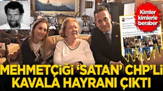 Mehmetçiği 'satan' CHP'li Kavala hayranı çıktı...