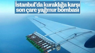 Meteroloji uzmanı Orhan Şen, İstanbul için yağmur bombası önerdi