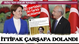 Millet İttifakı'nda 'Cumhurbaşkanı adayı kim olacak?' çatlağı! İki partiden iki farklı açıklama