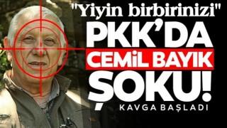 PKK'da terörist Cemil Bayık şoku! Konuştu, kavga başladı...