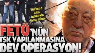 Son dakika: İzmir merkezli dev operasyon! 848 kişi hakkında ihraç talebi