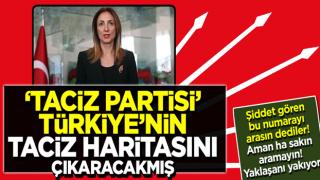 Tecavüze sessiz kalan CHP'de 'kadına şiddet' projesi tepki çekti
