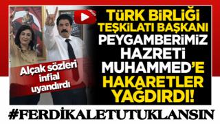 Türk Birliği Teşkilatı Başkanından büyük alçaklık! Peygamberimiz Hazreti Muhammed'e hakaretler yağdırdı