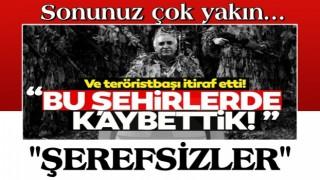 """""""TÜRKİYE BİZİ HAFTANİN'DEN TUNCELİ'YE KADAR İMHA ETTİ"""""""