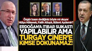 24 saat Erdoğan'a itibar suikasti yap, sonra da..