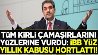 AK Partili Tevfik Göksu'dan CHP'li İBB'ye tepki