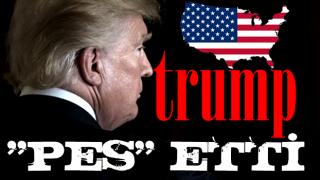 Başkan Donald Trump havlu attı!