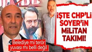 CHP'li Tunç Soyer'in danışmanından ihanet imzası