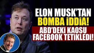 Elon Musk bombayı patlattı!