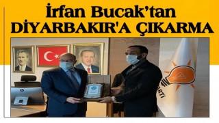 İrfan Bucak'tan Diyarbakır'a çıkarma