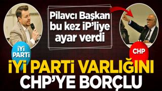 İyi parti varlığını CHP'ye borçlu