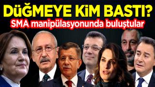 Kemal'den Ahmet'e,Ali'den Ekrem'e ! Organize duyar kasma operasyonunda kim düğmeye bastı?