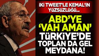 Kılıçdaroğlu'ndan ABD ve Türkiye için iki farklı 'sivil ayaklanma' mesajı
