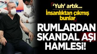 Rum Kesimi Kıbrıslı Türklere yollanan aşı tedarikini engelliyor!