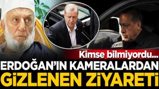 Selvi paylaştı: Erdoğan'ın kameralardan gizlenen ziyareti