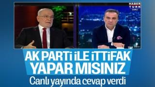 Temel Karamollaoğlu: AK Parti ile ittifak yapabiliriz