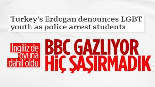 BBC'den, Boğaziçi protestolarına destek