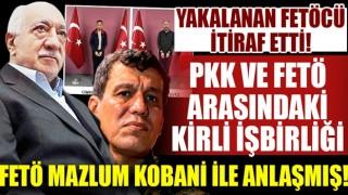 FETÖ ile PKK işbirliği bir kez daha deşifre oldu!