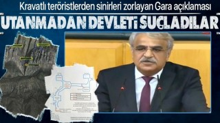 HDP'li Mithat Sancar Gara katliamı için devleti suçladı!
