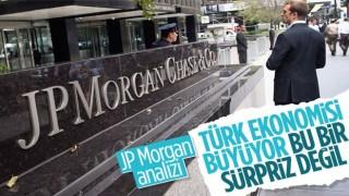 JP Morgan, Türkiye için büyüme beklentisini yükseltti