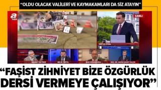 Mehmet Metiner ; Totaliter ve faşist zihniyet bize özgürlük dersi vermeye çalışıyor!