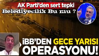 AK Parti İl Başkanı Kabakçı'dan CHP'li İBB'ye sert tepki!