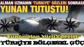 Alman uzmanın Türkiye sözleri sonrası Yunan tutuştu!