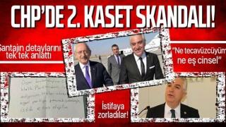 CHP'de 2. kaset skandalı! Teoman Sancar şantajın detaylarını anlattı: Ne tecavüzcüyüm ne de eşcinsel!