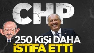 CHP'de istifa dalgası büyüyor