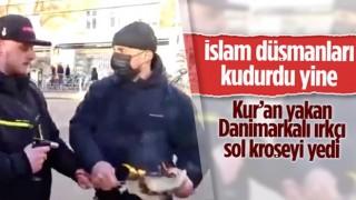 Danimarka'da Kur'an-ı Kerim'e çirkin saldırı