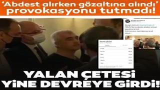 """HDP'li Ömer Faruk Gergerlioğlu hakkında """"Sabah namazı"""" yalanı"""
