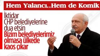 Kemal Kılıçdaroğlu: CHP'li belediyeler olmasa ülkede kaos çıkar