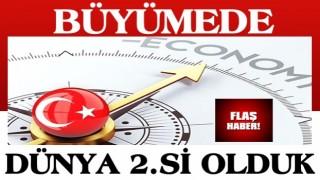 Koronavirüse rağmen Türkiye ekonomisi büyüyor