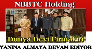 NBBTC, Asya ve Afrika'nın Ticaret Merkezi için Dünya Devi firmaları yanına almaya devam ediyor