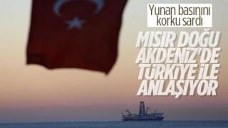 Yunan basını: Mısır Türkiye'ye açık kapı bıraktı