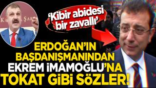 Başkan Erdoğan'ın Başdanışmanından Ekrem'e tokat gibi sözler