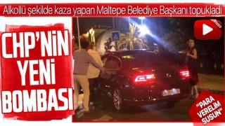 CHP'li Maltepe Belediye Başkanı Ali Kılıç hakkında şok iddia! Alkollü araç kullanırken kaza yapıp olay yerinden kaçtı