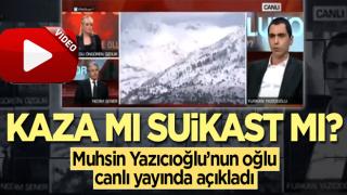 Furkan Yazıcıoğlu: Kaza değil suikast