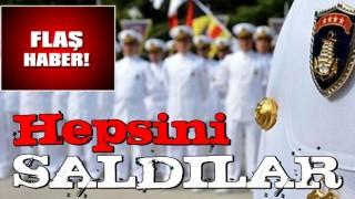 Gözaltına alınan emekli amiraller hakkında karar verildi