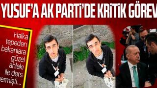 Halka tepeden bakanlara ahlakıyla ders veren Yusuf Özoğul, AK Parti Genel Merkez Gençlik Kolları'nda görevlendirildi