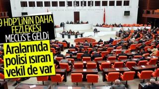 HDP ve DBP'li 11 milletvekili hakkındaki 14 fezleke TBMM'de