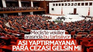 Milletvekillerinden aşılama önerisi: Zorunlu olsun