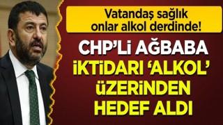 Vatandaş sağlık Veli Ağbaba 'alkol' derdinde: Bu ideolojik bir karar!