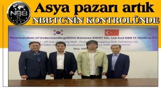 Asya Pazarı artık NBBTC Holding'in kontrolünde