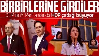 CHP ile İYİ Parti arasında HDP çatlağı! Adaylık krizi derinleşiyor