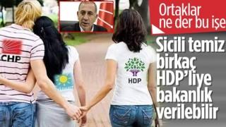 CHP'li Gürsel Tekin: HDP'ye neden bakanlık verilmesin