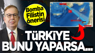 Cihat Yaycı'dan çok konuşulacak Filistin önerisi: Türkiye bunu yaparsa...