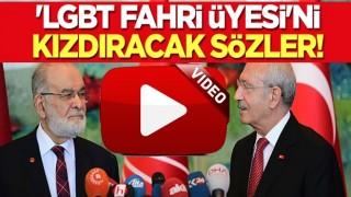 Karamollaoğlu'ndan 'LGBT fahri üyesi' Kılıçdaroğlu'nu kızdıracak sözler!