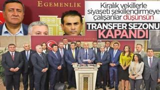 Seçim yasasında değişiklik: Milletvekili transferinin önüne geçiliyor